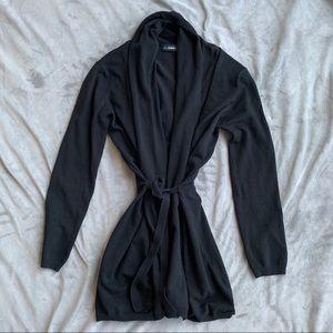 Zara Black cardigan